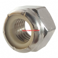 IMPERIAL  SELF LOCKING NUT.   SIZE  5/8 UNF